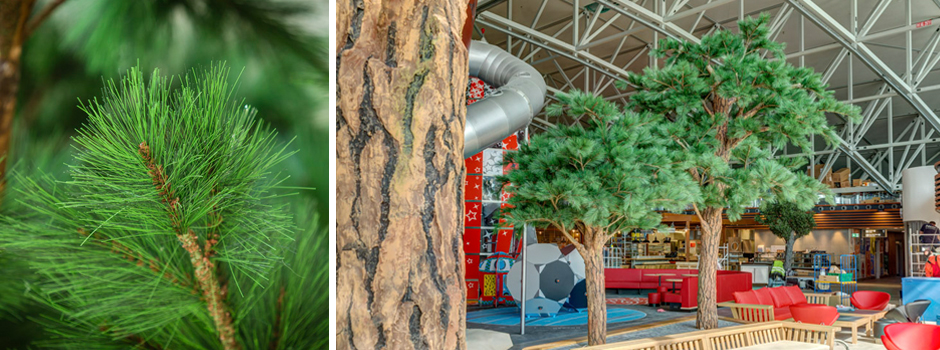 Künstliche Bäume 1